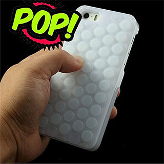 """Infinite Bubble Wrap"" Smartphone Case"