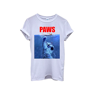"""PAWS"" t-shirt"