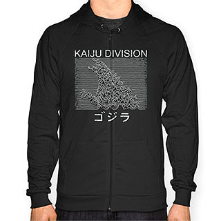 """Unknown Pressures"" Kaiju Division hoodie"