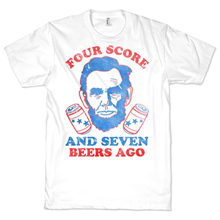 Abe-Beer-Ham Lincoln T-Shirt