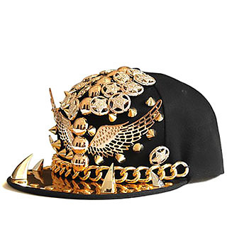 An Incredibly Gaudy Cap