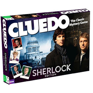 Cluedo: The Sherlock Edition