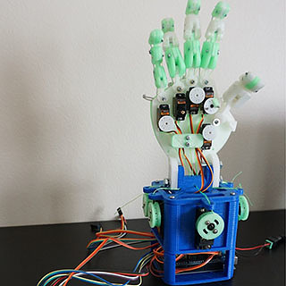 DIY Robotic Hand kit