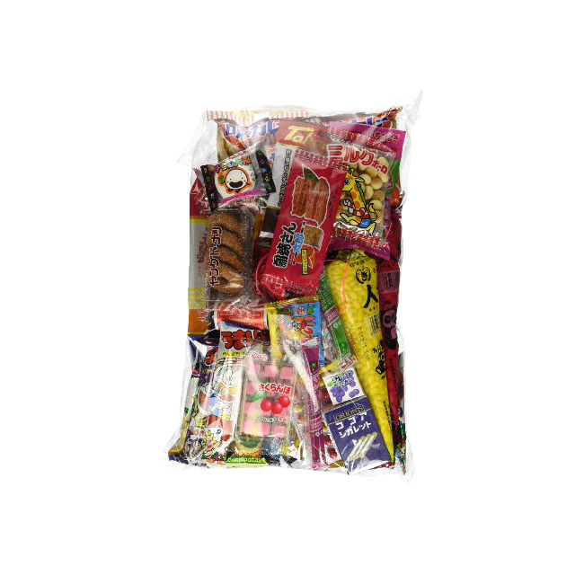 Dagashi: Assorted Japanese Candy