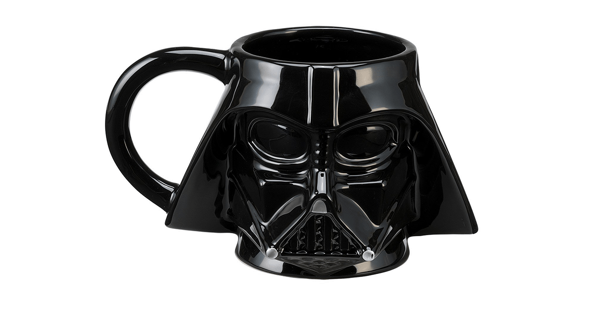 darth vader coffee mug drunkmall