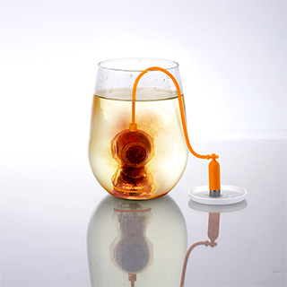 Deep Tea Diver tea infuser