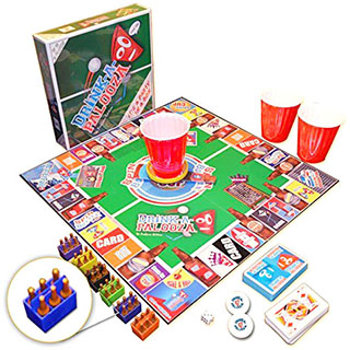 Drink-A-Palooza Game