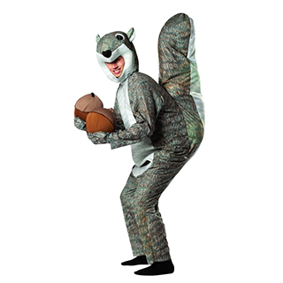 Full Body Squirrel Costume