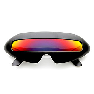 Futuristic Cyclops Sunglasses