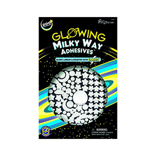 Glow in the Dark Stars, Moons and Planets