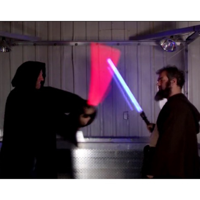 Incredible Foam LEDsabers
