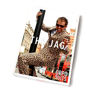 Jaguar Party Suit and Tie