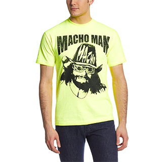 Macho Man Randy Savage shirt