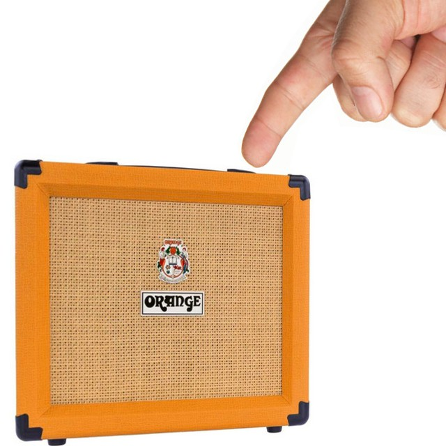 Mini Orange Combo Amp