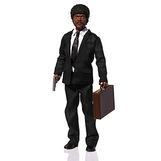 Pulp Fiction Talking Jules Figure