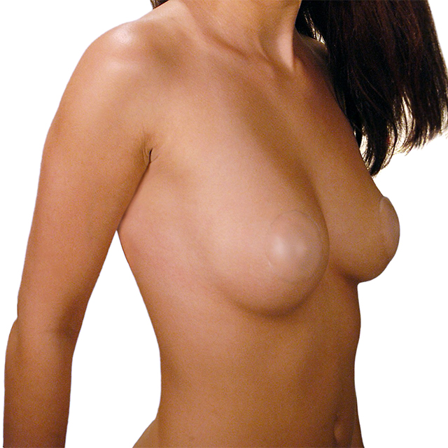 Reusable Flesh-Colored Nipple Covers