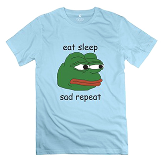 Sad Pepe T-Shirt