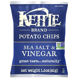 Salt and Vinegar Potato Chips