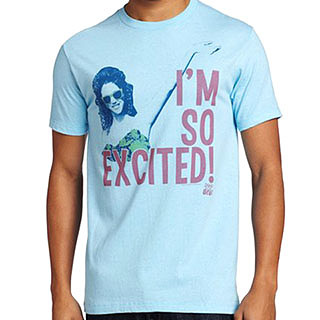 "Saved by the Bell ""I'm So Excited"" shirt"