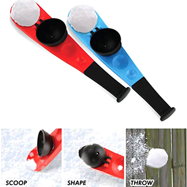 Snowball Maker and Launcher
