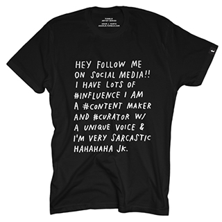 Social Media Whore T-Shirt