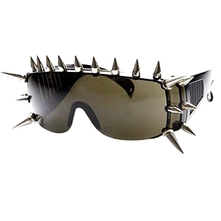 Spiked Punk Rock Sunglasses