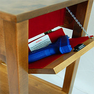 Spy Furniture with Hidden Compartments