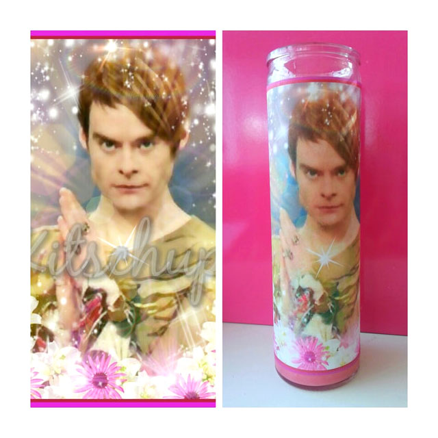 Stefon Prayer Candle