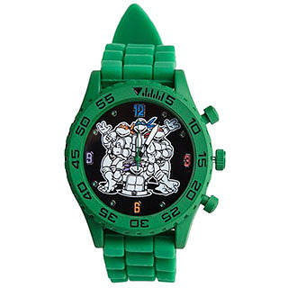 Teenage Mutant Ninja Turtles watch