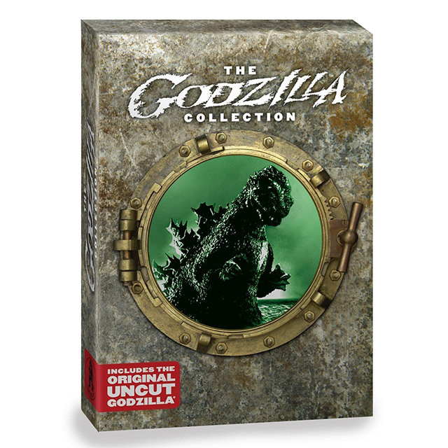 The Godzilla Collection, Volumes 1 and 2