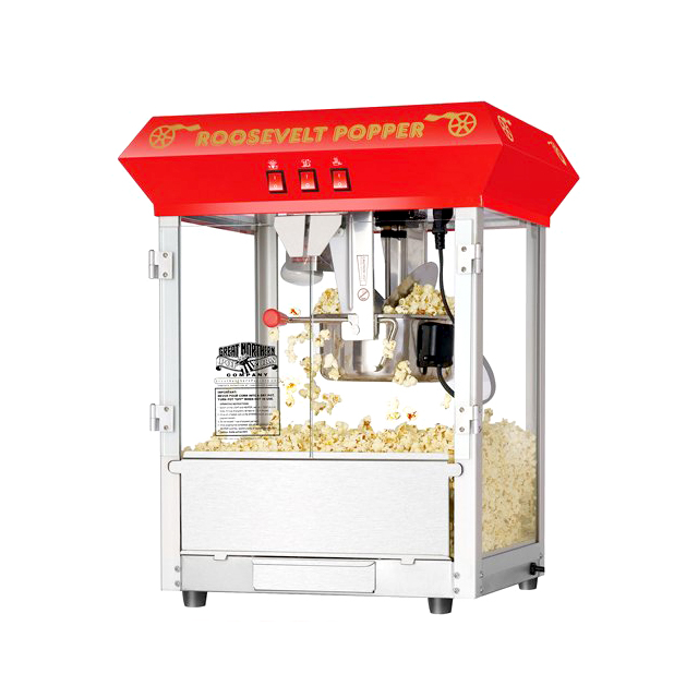 Theater Style Popcorn Machine