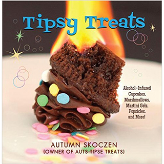 Tipsy Treats: Alcohol-Infused Dessert Cookbook