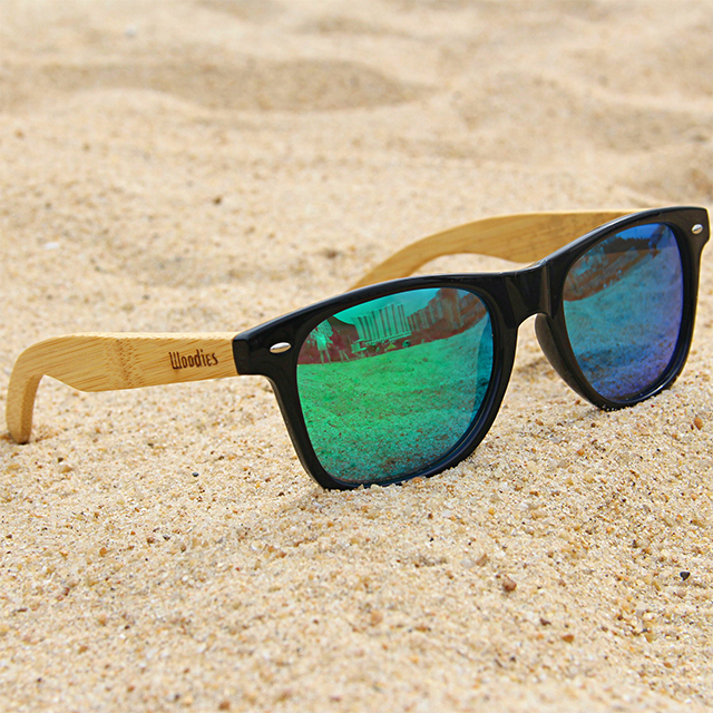 Woodies Bamboo Sunglasses