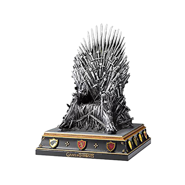 Miniature Iron Throne