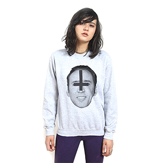 SataNic Cage sweater