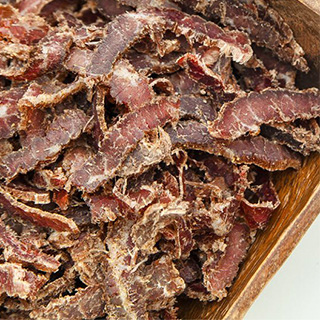 Spicy South African Beef Jerky