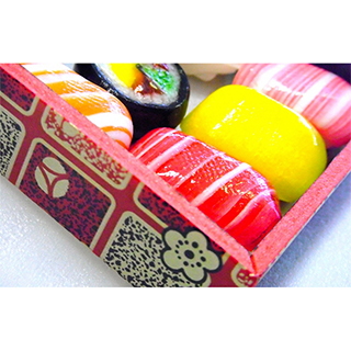 Sushi Candy In A Box