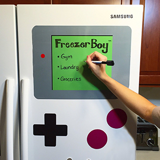 Game Boy Whiteboard Magnets