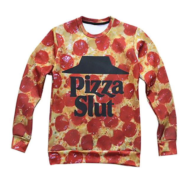 Pizza Slut Sweatshirt