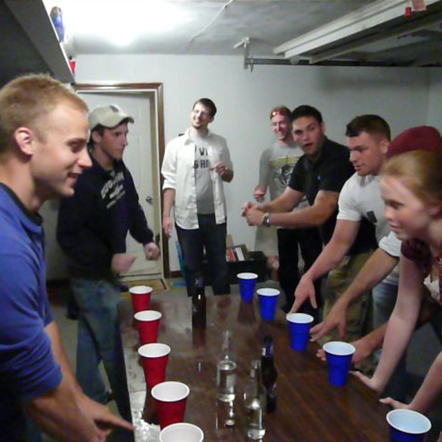 The Best Drinking Games Ever