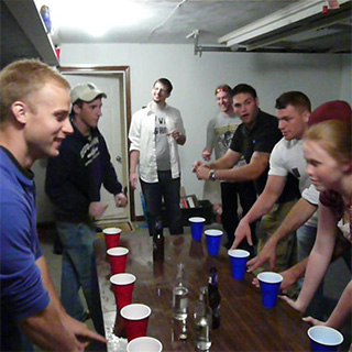 EXCLUSIVE: The Best Drinking Games Ever