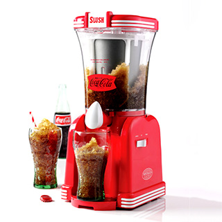 Coca-Cola Slushie Machine