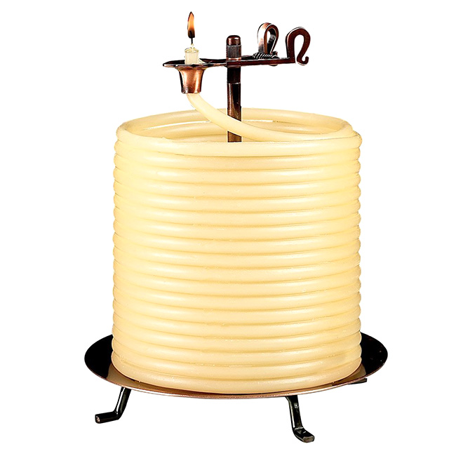 Wax Rope Candle