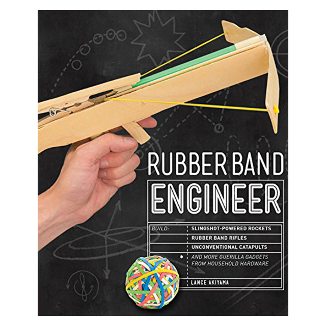DIY Rubber Band Gadgets Book