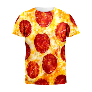 Greasy Pizza Shirt