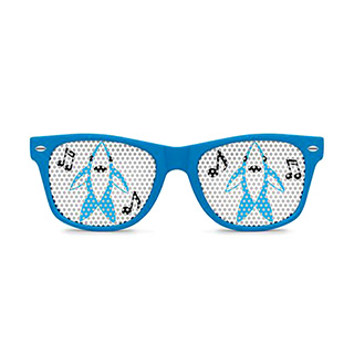 Left Shark Sunglasses