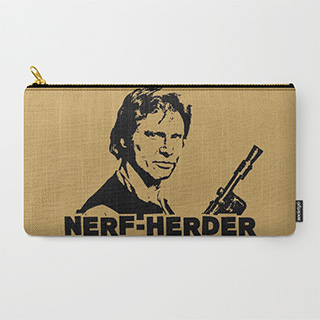 Nerf Herder Stash Bag