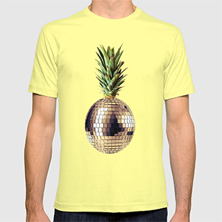 Pineapple Disco Ball Shirt
