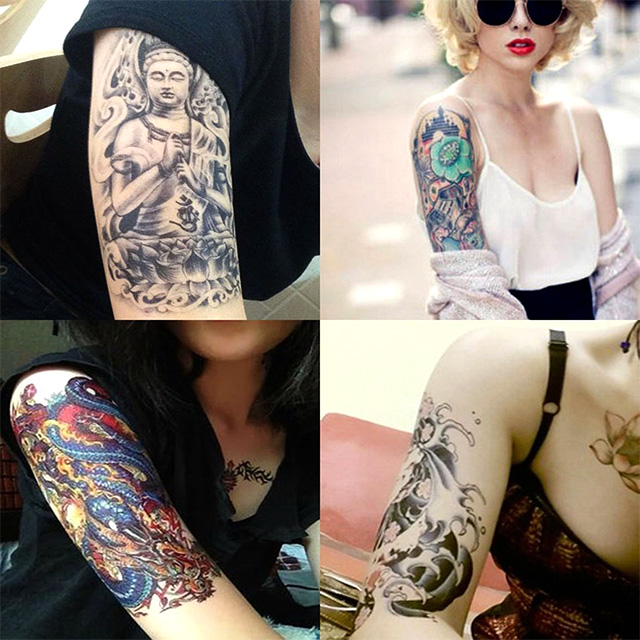 Realistic Temporary Tattoos