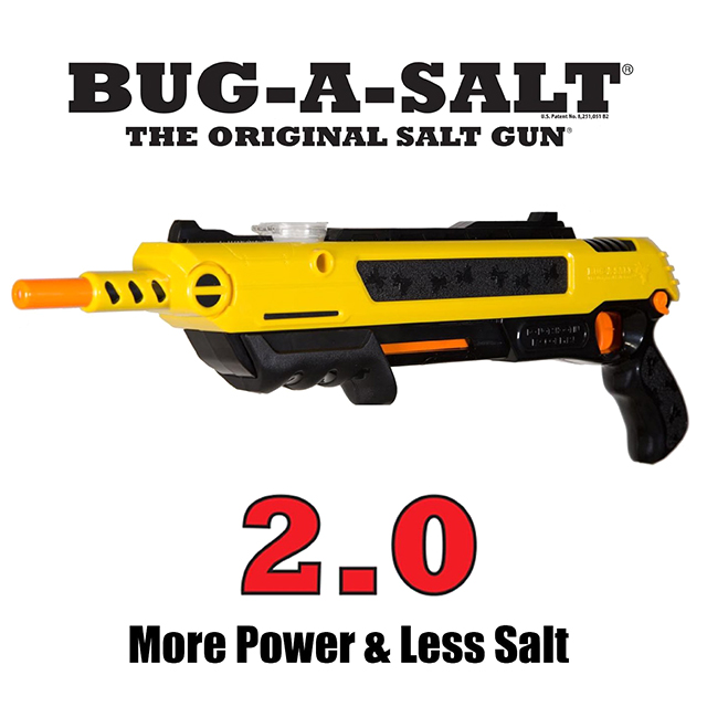Salt Shooting Bug Gun